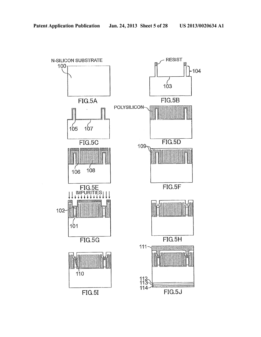 Semiconductor Device and Electric Power Conversion System Using The Same - diagram, schematic, and image 06