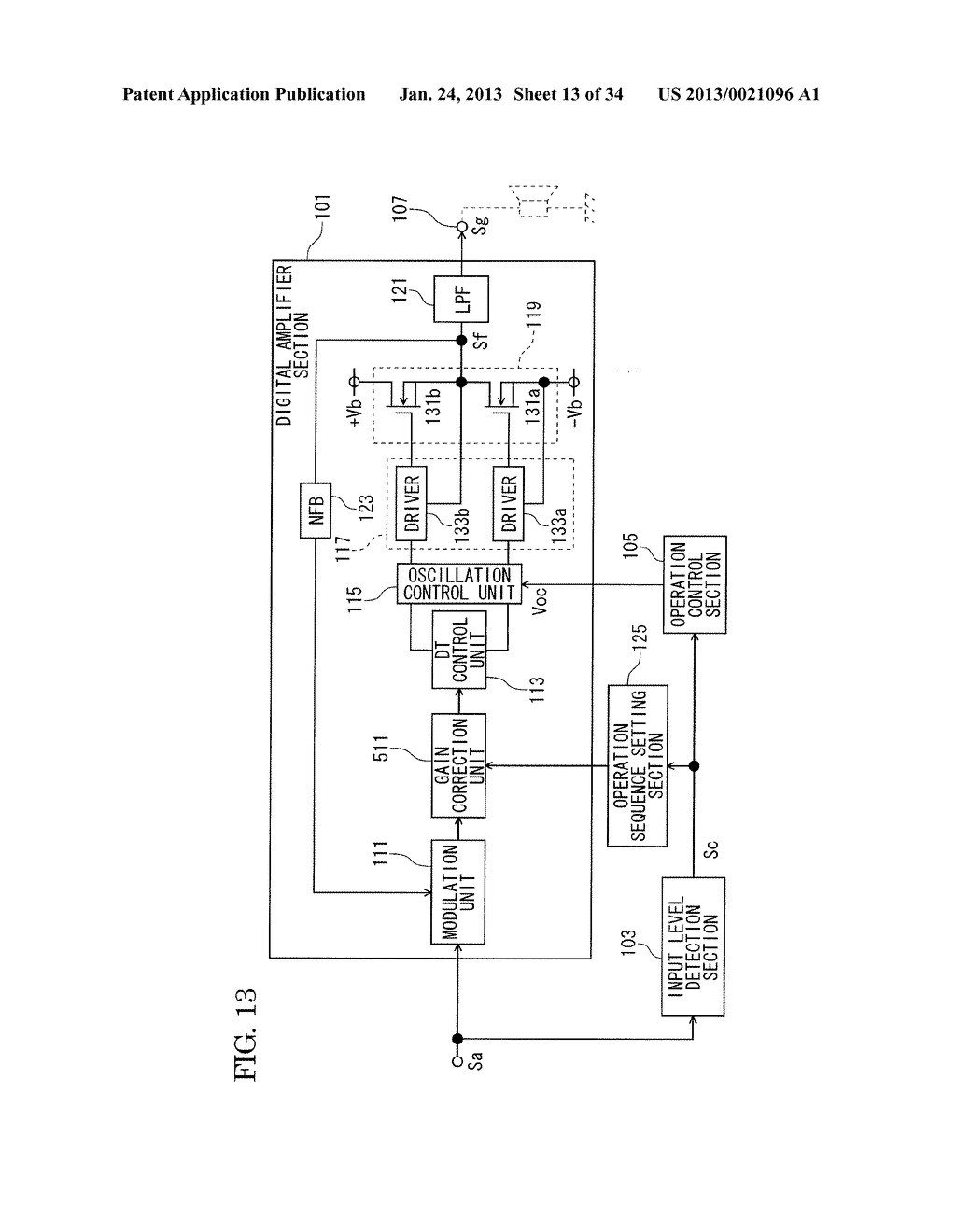 DIGITAL AMPLIFIER - diagram, schematic, and image 14