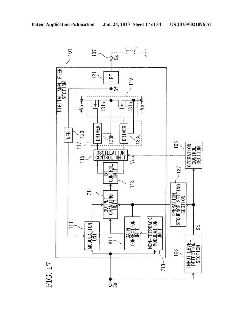DIGITAL AMPLIFIER - diagram, schematic, and image 18