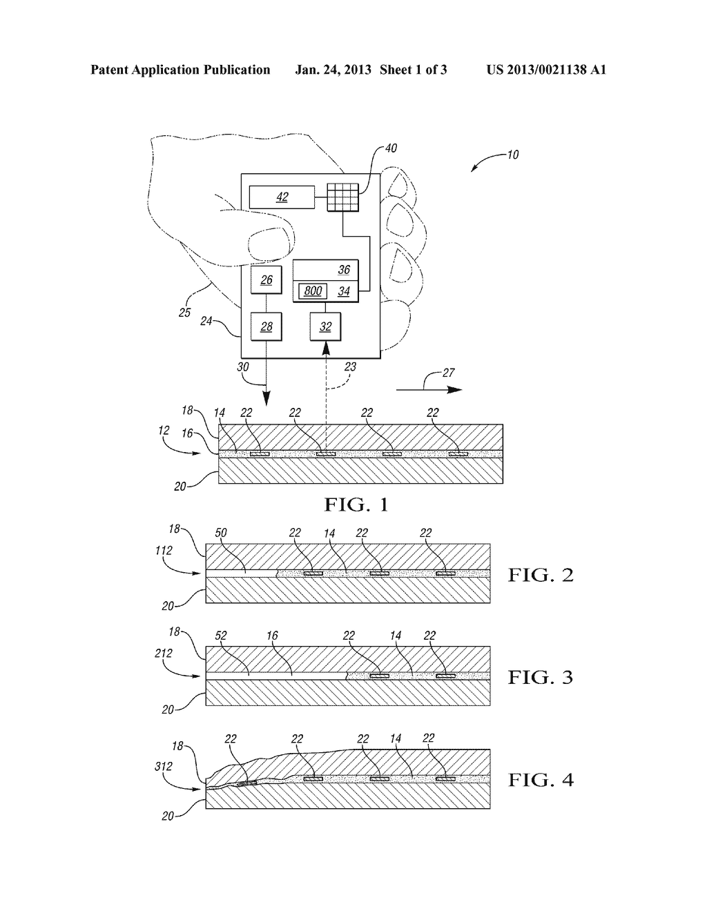METHOD OF EVALUATING STRUCTURAL INTEGRITY OF A VEHICLE COMPONENT WITH     RADIO FREQUENCY IDENTIFICATION TAGS AND SYSTEM FOR SAME - diagram, schematic, and image 02
