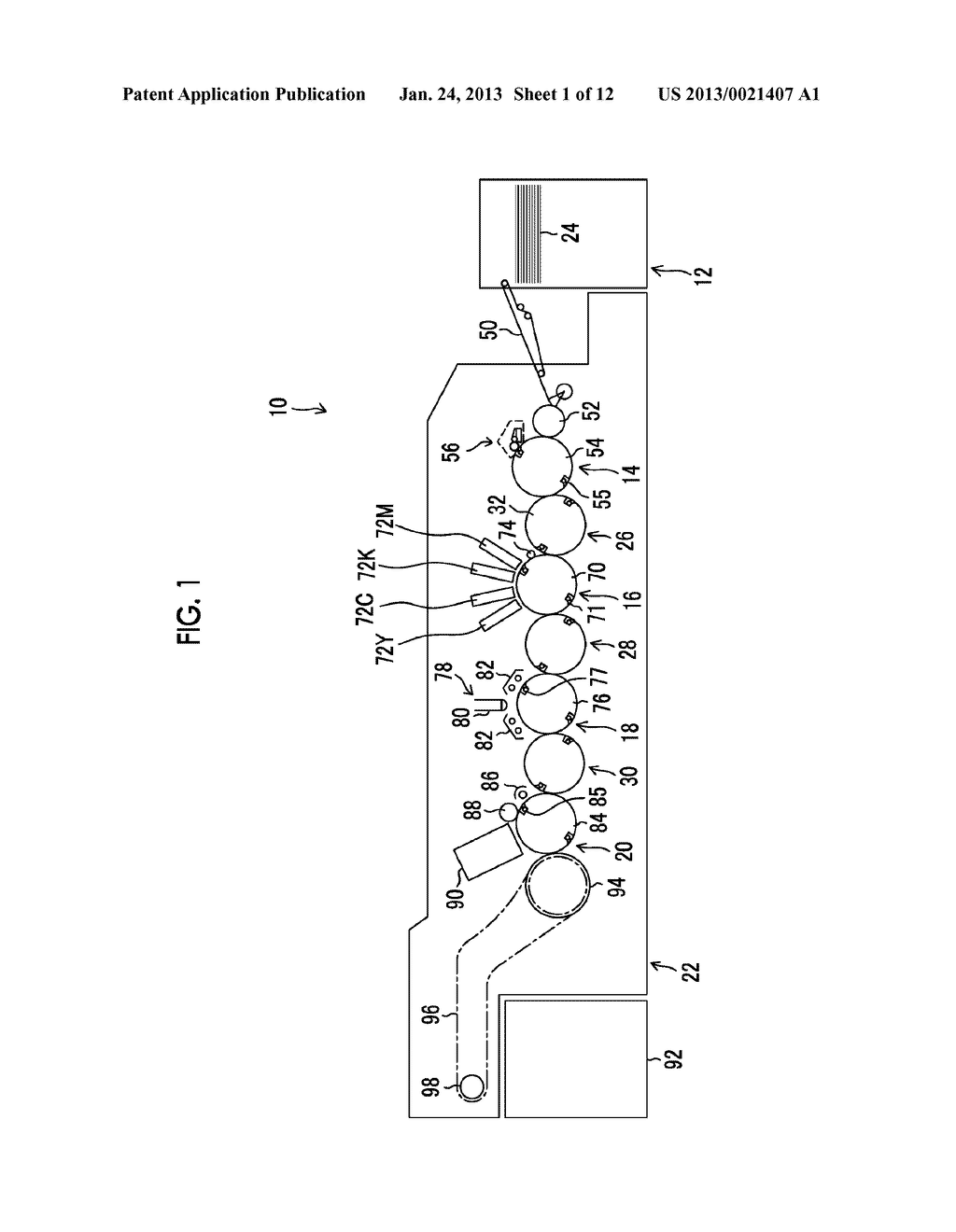 NOZZLE SURFACE CLEANING DEVICE AND LIQUID DROPLET EJECTING APPARATUS - diagram, schematic, and image 02