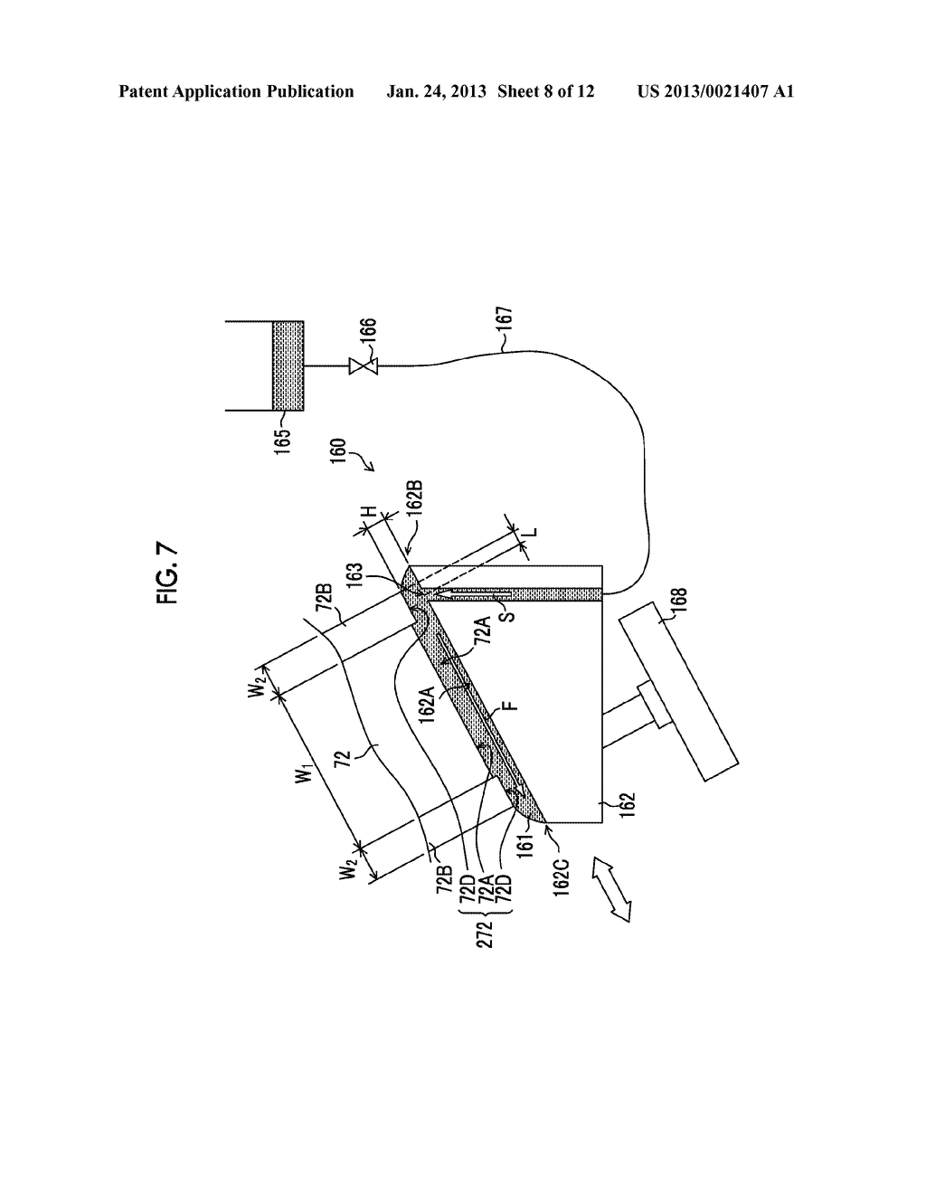 NOZZLE SURFACE CLEANING DEVICE AND LIQUID DROPLET EJECTING APPARATUS - diagram, schematic, and image 09