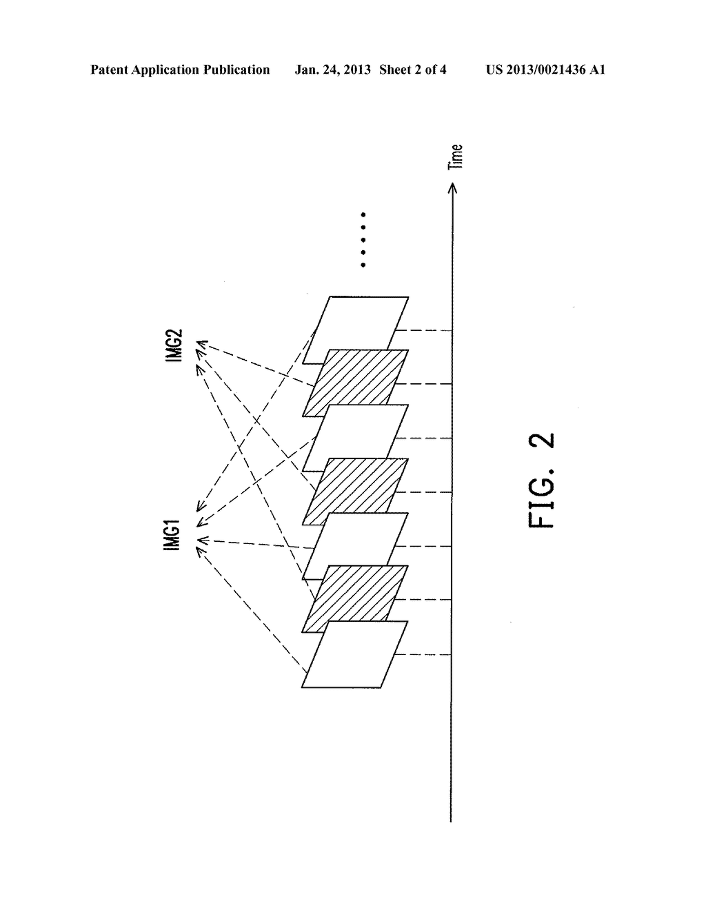 DECODER, PROJECTING SYSTEM, AND IMAGE PROCESSING METHOD OF THE PROJECTING     SYSTEM - diagram, schematic, and image 03