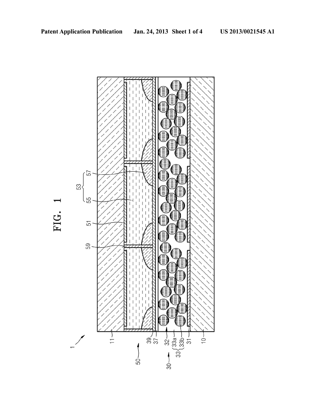 SPATIAL LIGHT MODULATOR AND OPTICAL APPARATUS EMPLOYING THE SAME - diagram, schematic, and image 02