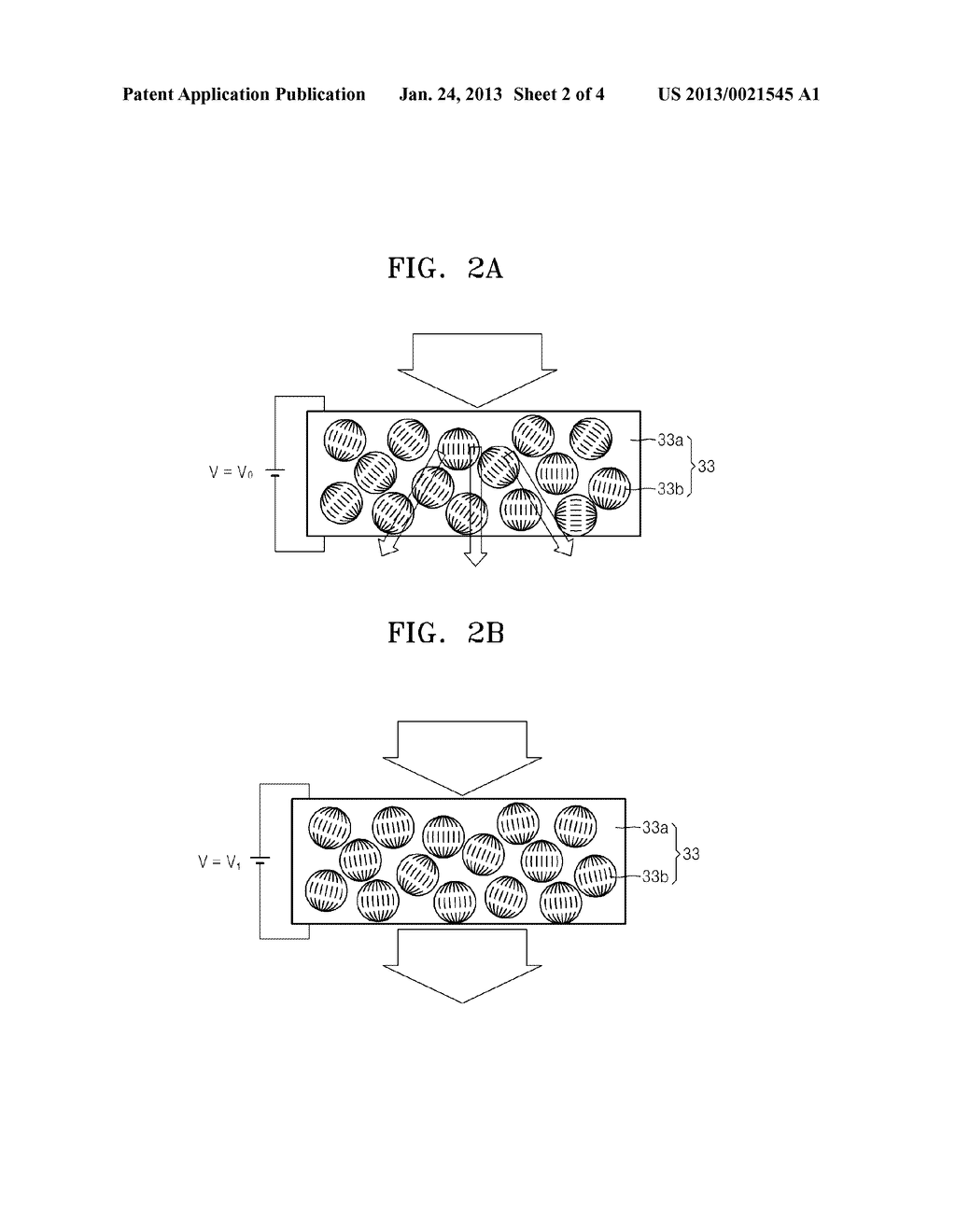 SPATIAL LIGHT MODULATOR AND OPTICAL APPARATUS EMPLOYING THE SAME - diagram, schematic, and image 03