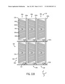 UNDULATING ELECTRODES FOR IMPROVED VIEWING ANGLE AND COLOR SHIFT diagram and image