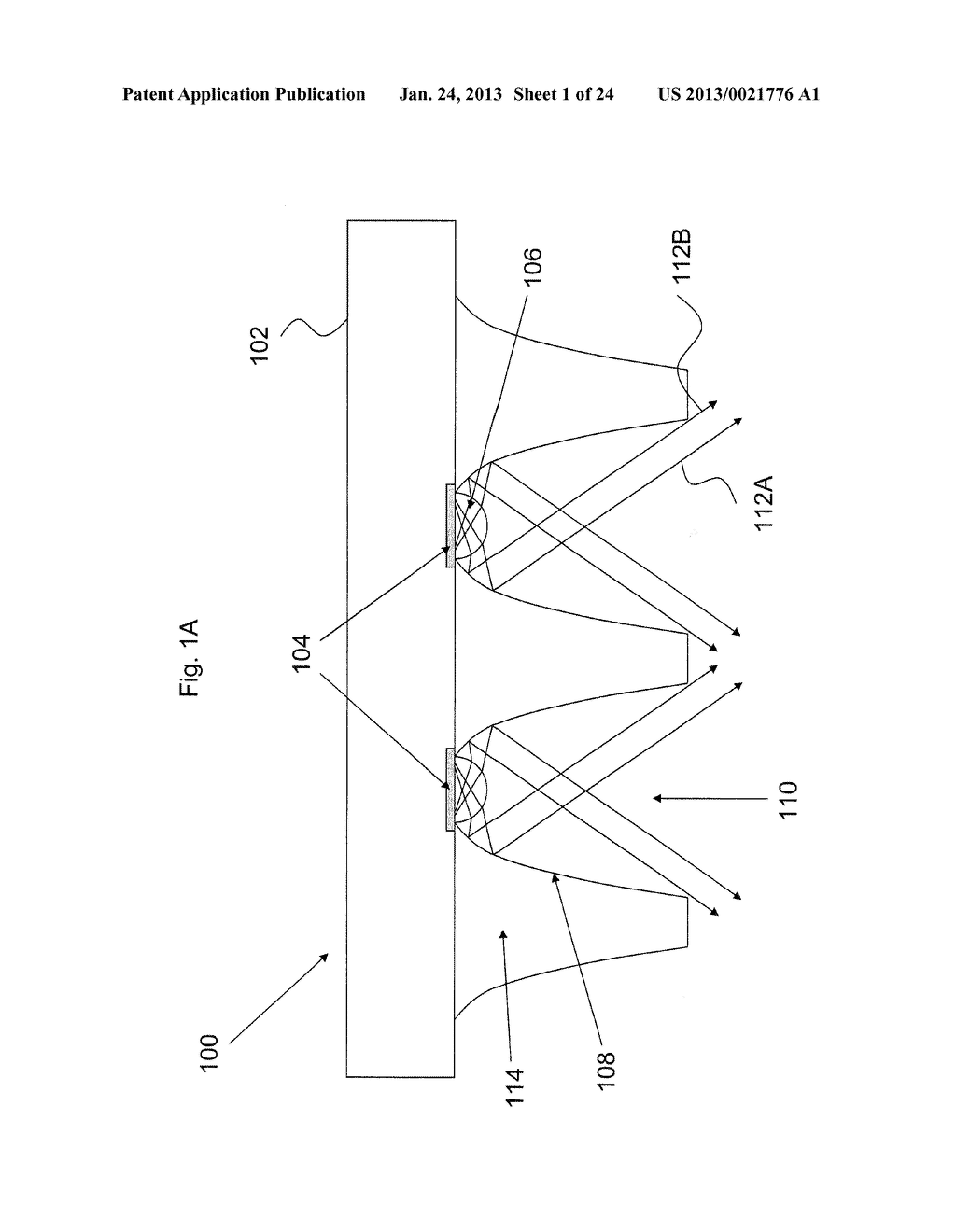 LED LIGHTING SYSTEMS WITH PHOSPHOR SUBASSEMBLIES, AND/OR METHODS OF MAKING     THE SAME - diagram, schematic, and image 02