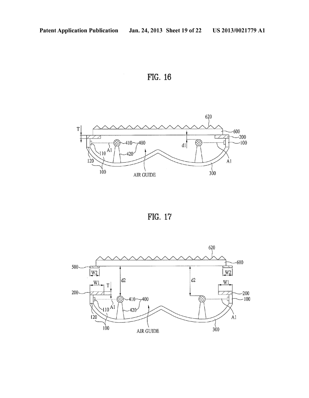 BACKLIGHT UNIT AND DISPLAY APPARATUS USING THE SAME - diagram, schematic, and image 20