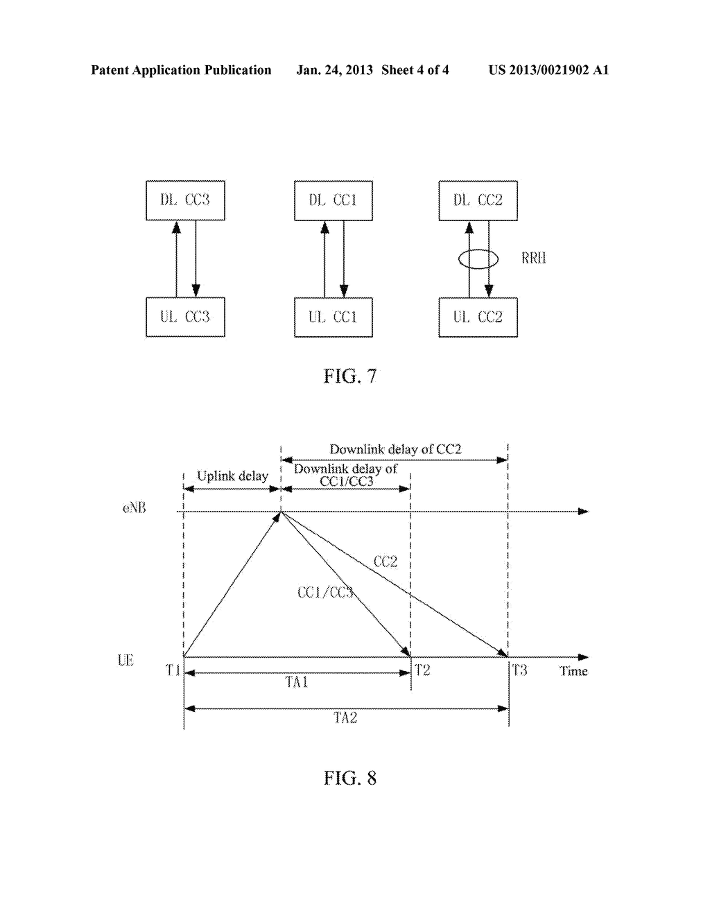 Method for Determining Downlink Time Reference - diagram, schematic, and image 05