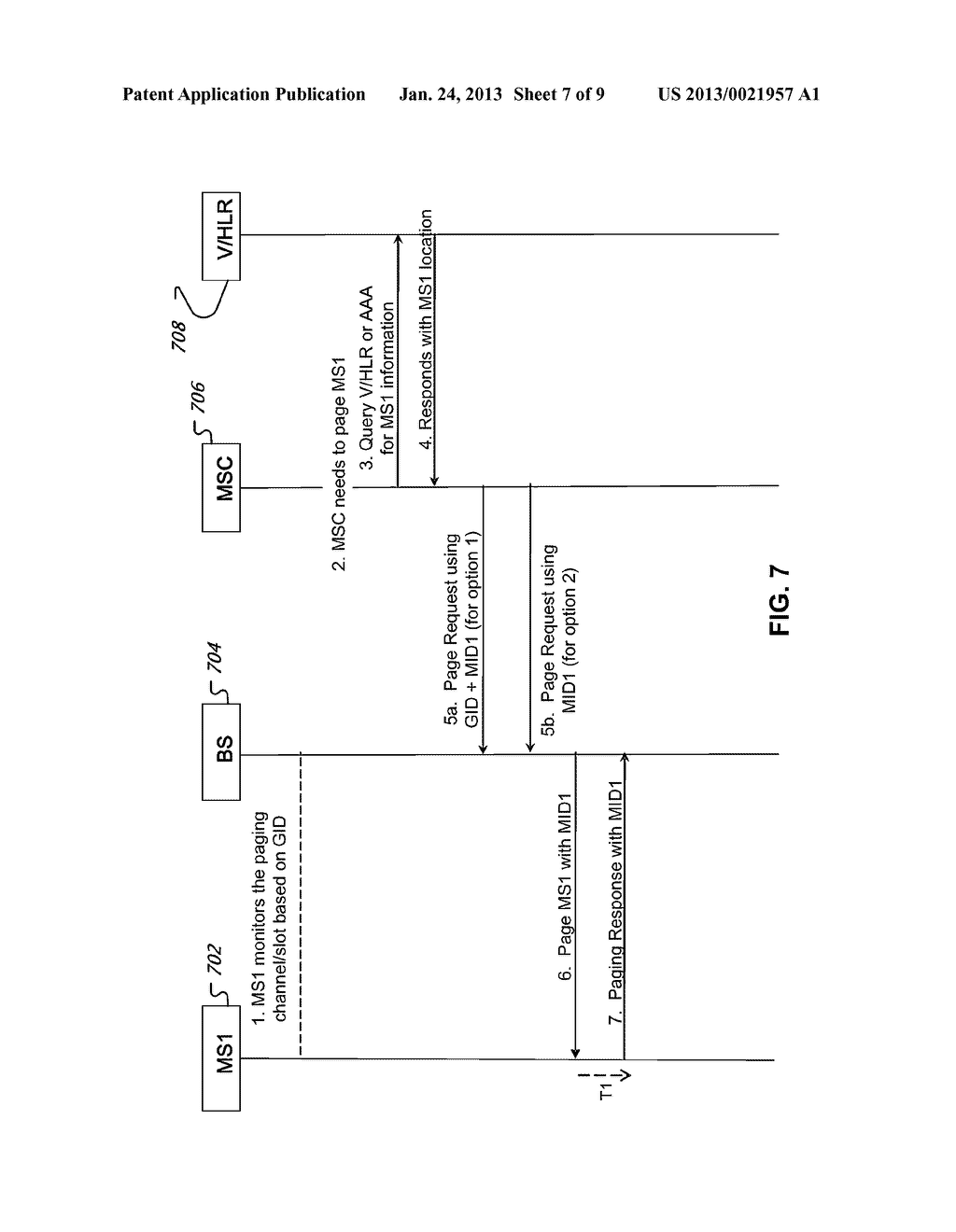 METHODS AND APPARATUS FOR GROUP PAGING IN WIRELESS NETWORKS - diagram, schematic, and image 08