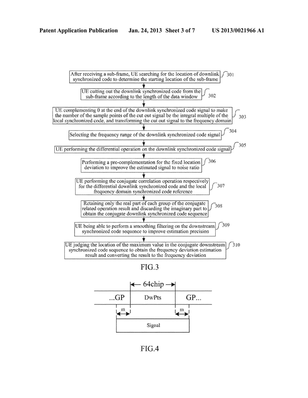 Method and Apparatus for Estimating Frequency Deviation - diagram, schematic, and image 04