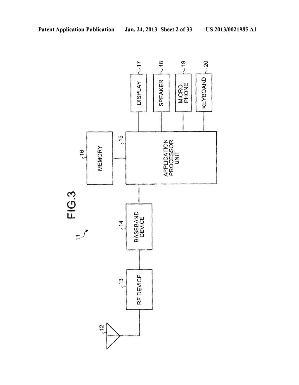 RADIO COMMUNICATION APPARATUS AND RADIO COMMUNICATION METHOD - diagram, schematic, and image 03