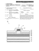 NITRIDE SEMICONDUCTOR LASER DEVICE AND WAFER diagram and image