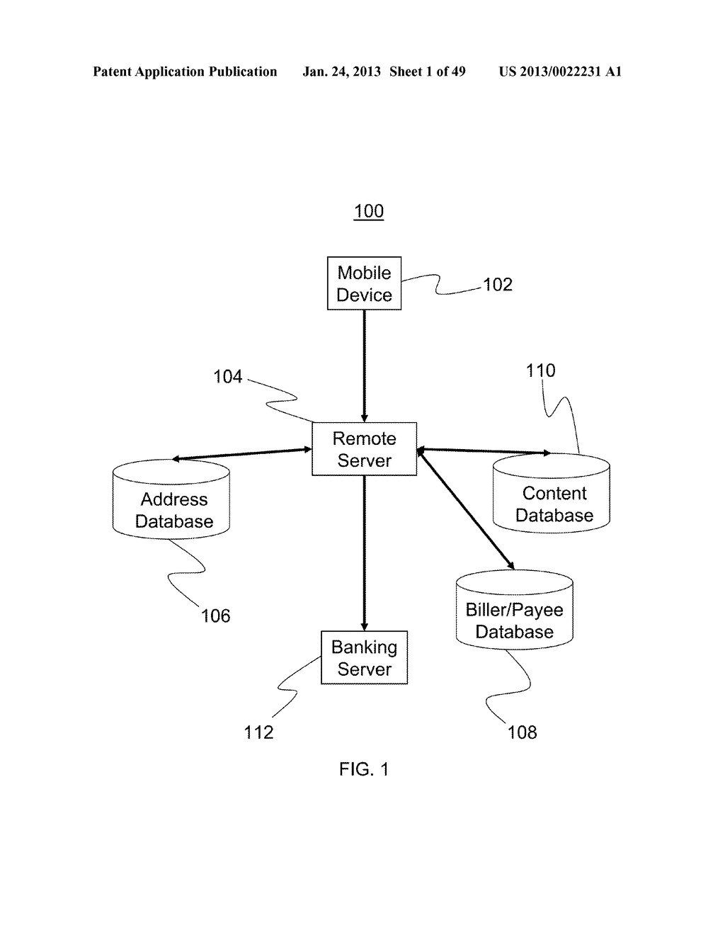 SYSTEMS AND METHODS FOR MOBILE IMAGE CAPTURE AND REMITTANCE PROCESSING - diagram, schematic, and image 02
