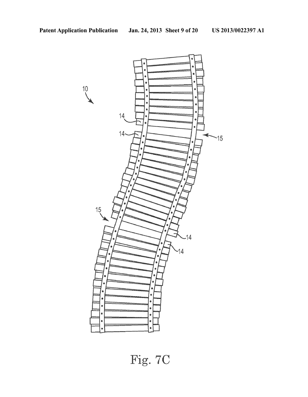 TRACK SYSTEM FOR USE WITH VEHICLES AND METHODS REGARDING SAME - diagram, schematic, and image 10