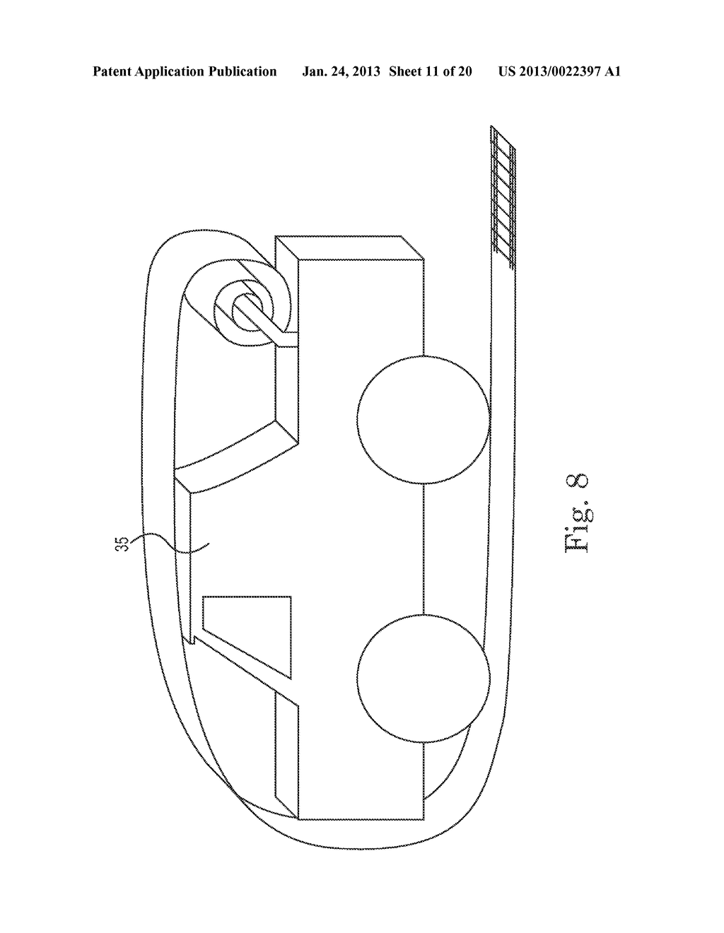 TRACK SYSTEM FOR USE WITH VEHICLES AND METHODS REGARDING SAME - diagram, schematic, and image 12