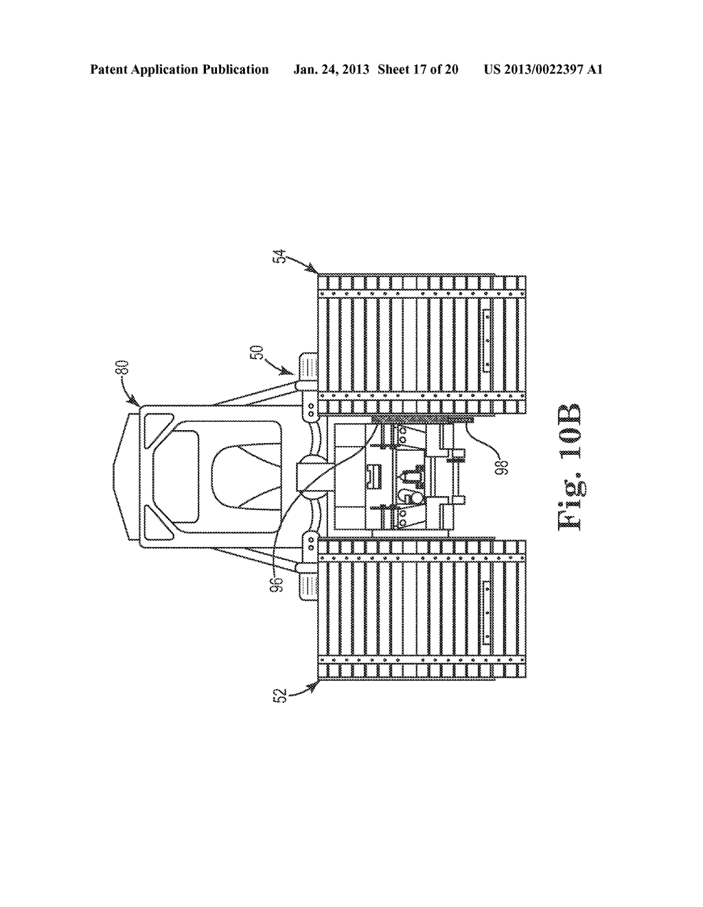 TRACK SYSTEM FOR USE WITH VEHICLES AND METHODS REGARDING SAME - diagram, schematic, and image 18
