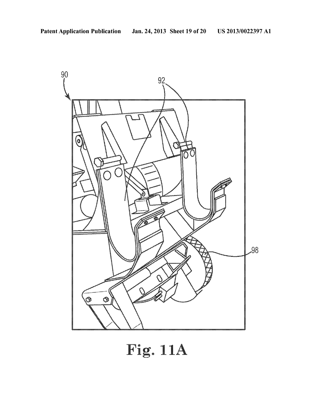 TRACK SYSTEM FOR USE WITH VEHICLES AND METHODS REGARDING SAME - diagram, schematic, and image 20
