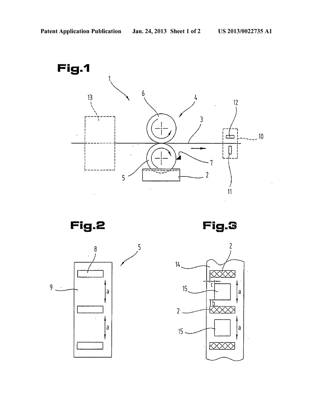 METHOD FOR PRODUCING A BAND-SHAPED PLASTIC FILM - diagram, schematic, and image 02