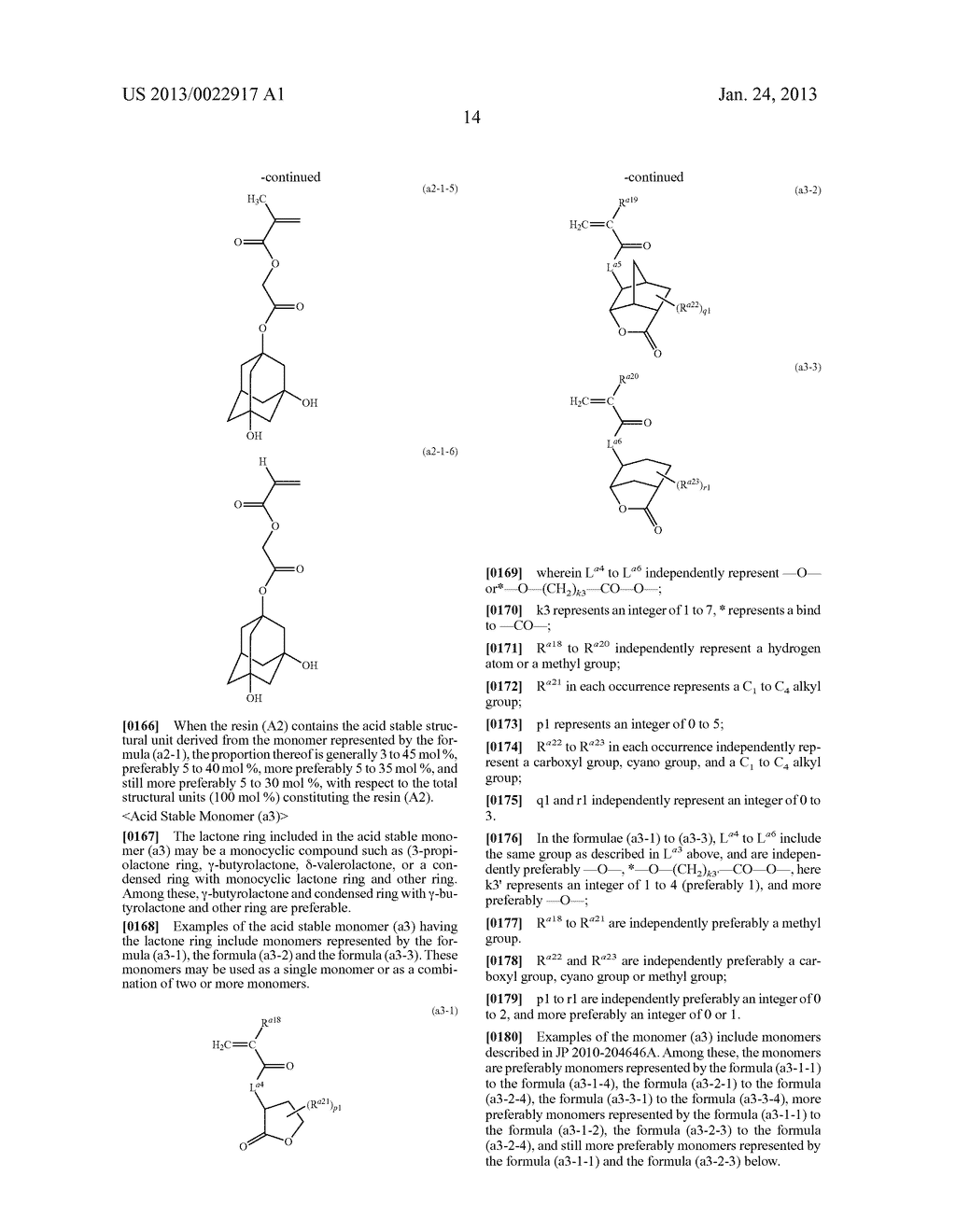 RESIST COMPOSITION AND METHOD FOR PRODUCING RESIST PATTERN - diagram, schematic, and image 15