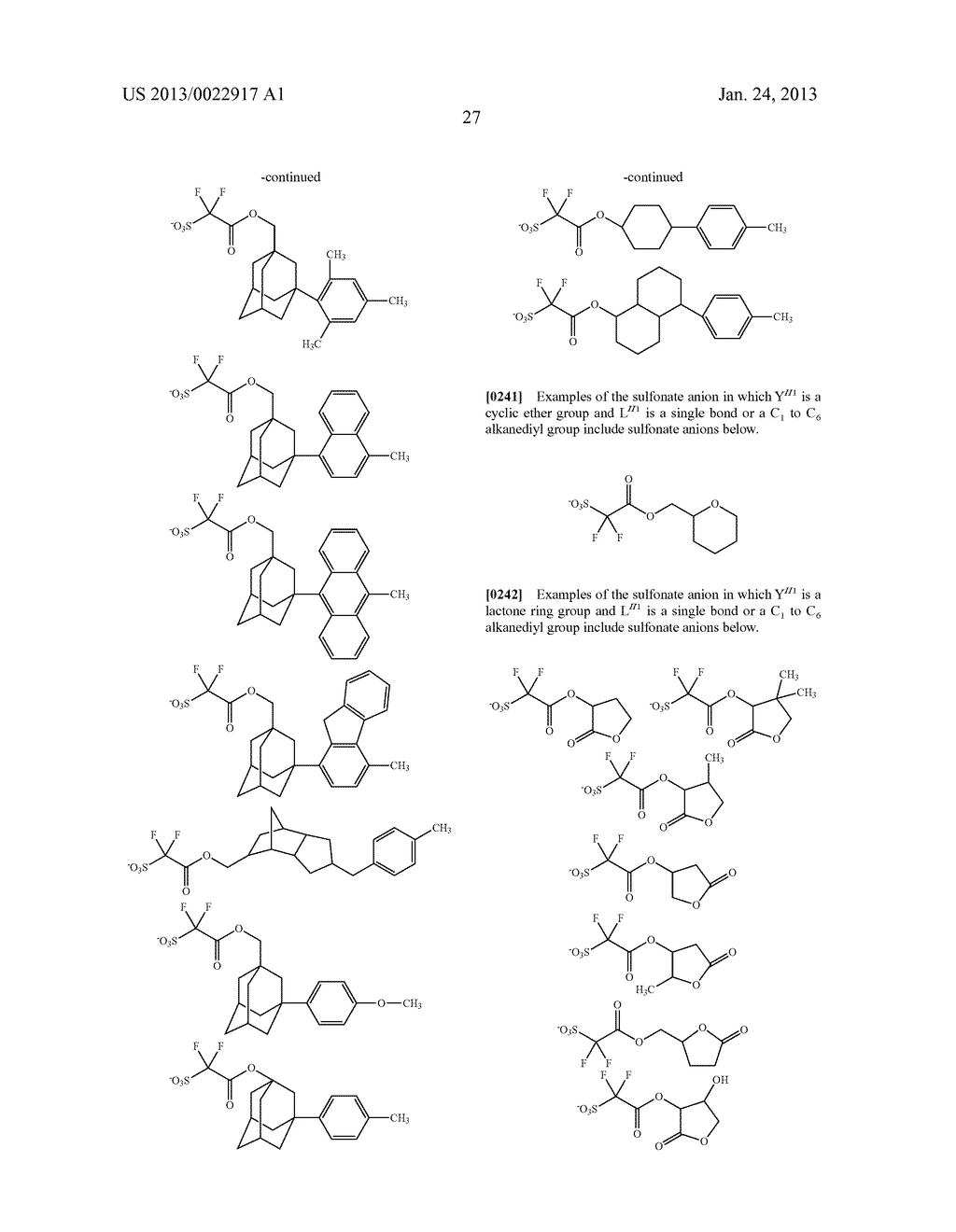 RESIST COMPOSITION AND METHOD FOR PRODUCING RESIST PATTERN - diagram, schematic, and image 28