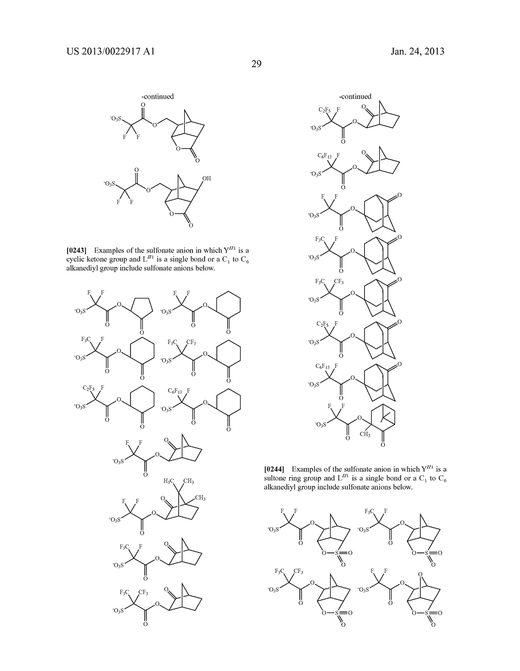 RESIST COMPOSITION AND METHOD FOR PRODUCING RESIST PATTERN - diagram, schematic, and image 30