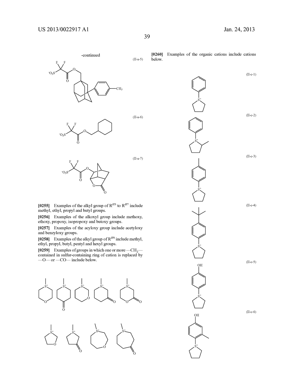 RESIST COMPOSITION AND METHOD FOR PRODUCING RESIST PATTERN - diagram, schematic, and image 40