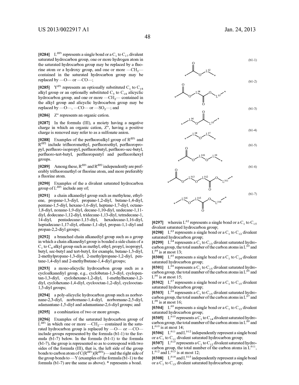 RESIST COMPOSITION AND METHOD FOR PRODUCING RESIST PATTERN - diagram, schematic, and image 49