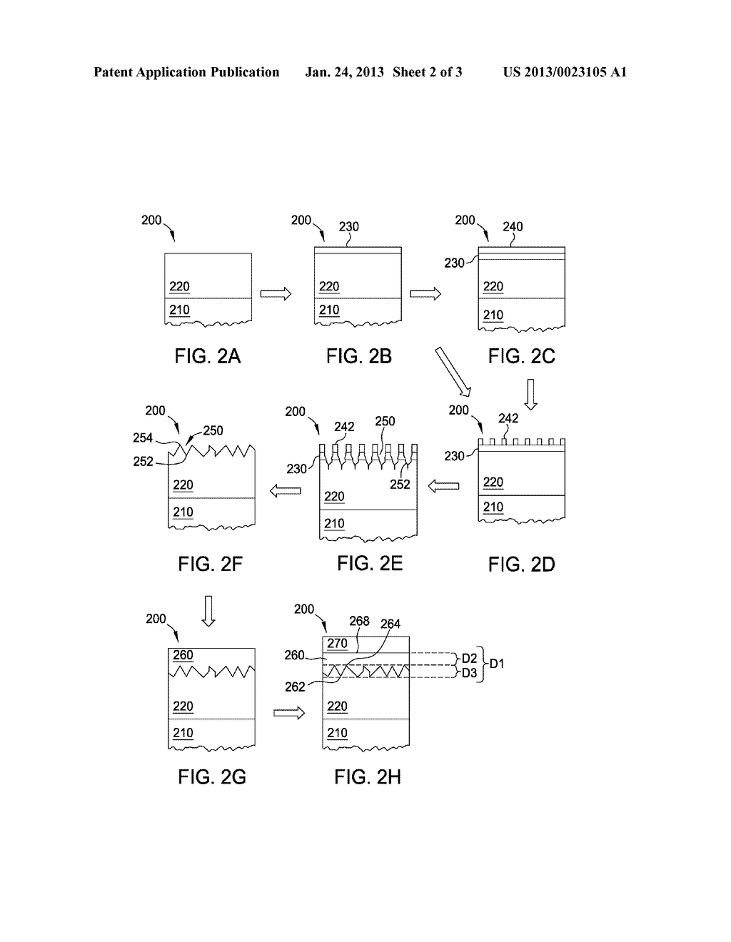 MEMORY DEVICE WITH A TEXTURED LOWERED ELECTRODE - diagram, schematic, and image 03