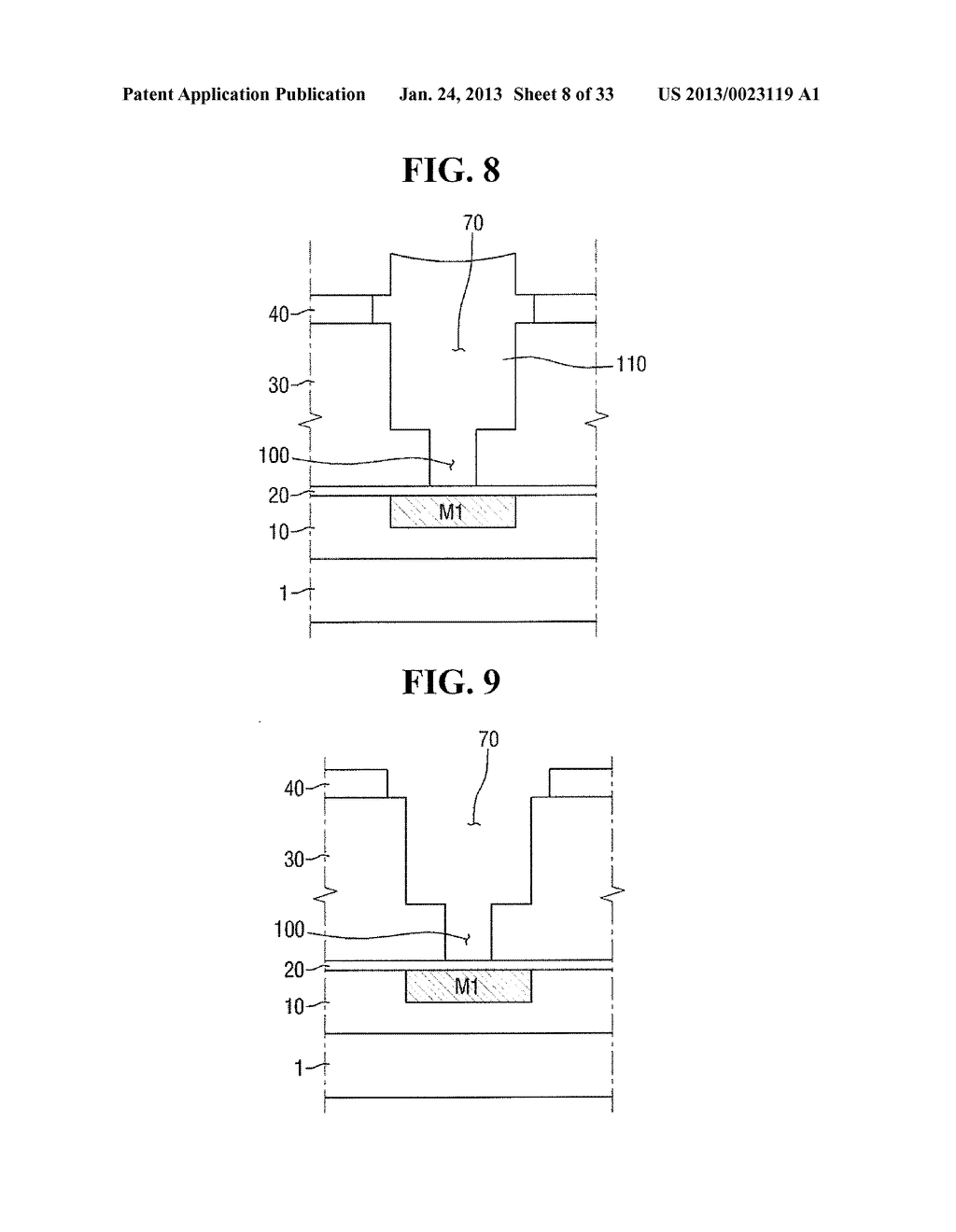 METHODS FOR FABRICATING SEMICONDUCTOR DEVICES - diagram, schematic, and image 09