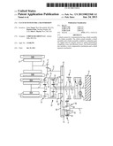 CLUTCH SYSTEM FOR A TRANSMISSION diagram and image