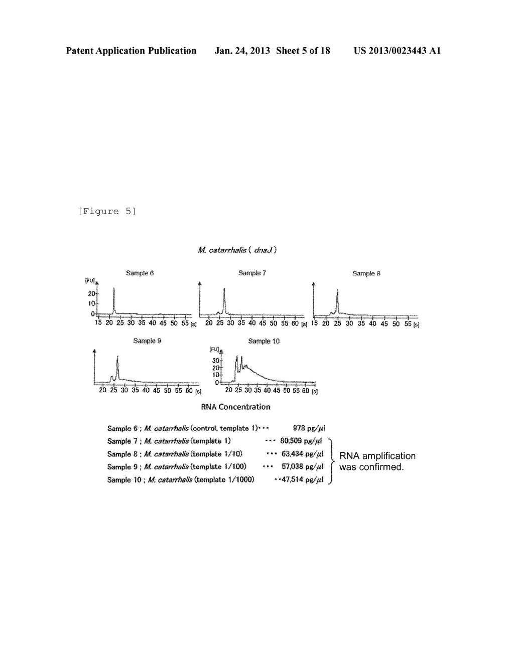 METHOD FOR DETECTING PNEUMONIA CAUSATIVE BACTERIA USING NUCLEIC ACID     CHROMATOGRAPHY - diagram, schematic, and image 06