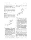 CERTAIN SUBSTITUTED AMIDES, METHOD OF MAKING, AND METHOD OF USE THEREOF diagram and image