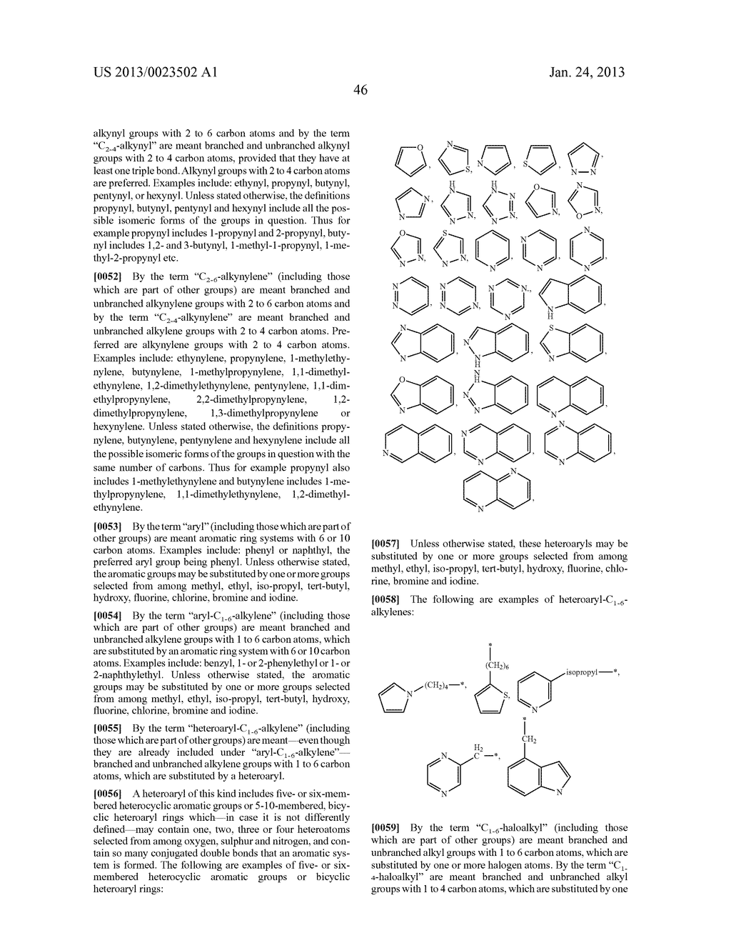 SUBSTITUTED PYRIDINYL-PYRIMIDINES AND THEIR USE AS MEDICAMENTS - diagram, schematic, and image 47