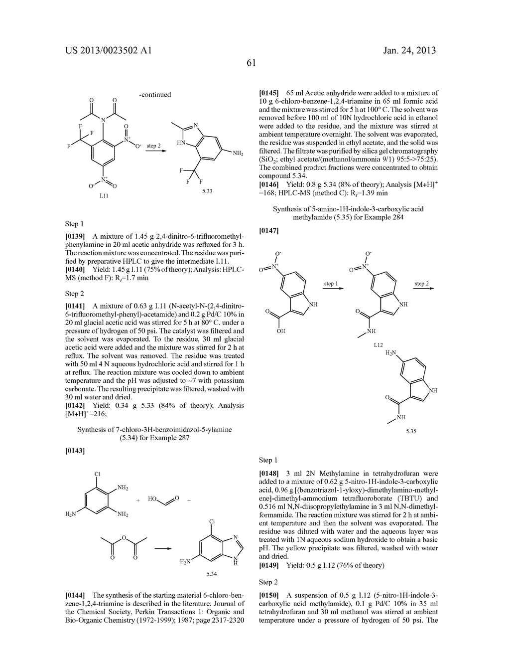 SUBSTITUTED PYRIDINYL-PYRIMIDINES AND THEIR USE AS MEDICAMENTS - diagram, schematic, and image 62
