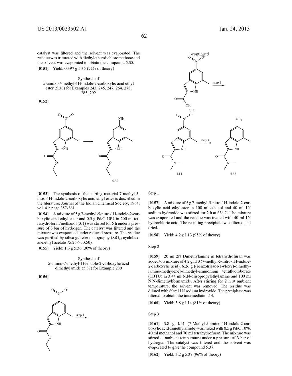 SUBSTITUTED PYRIDINYL-PYRIMIDINES AND THEIR USE AS MEDICAMENTS - diagram, schematic, and image 63