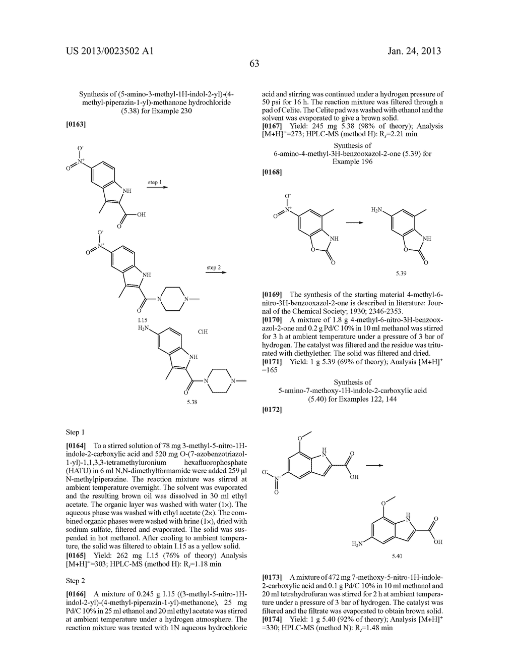 SUBSTITUTED PYRIDINYL-PYRIMIDINES AND THEIR USE AS MEDICAMENTS - diagram, schematic, and image 64
