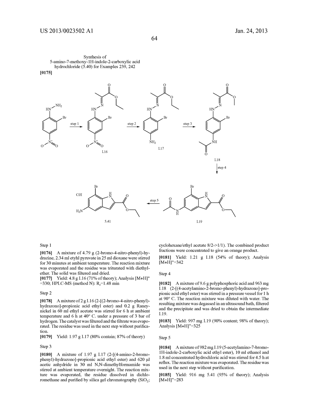 SUBSTITUTED PYRIDINYL-PYRIMIDINES AND THEIR USE AS MEDICAMENTS - diagram, schematic, and image 65