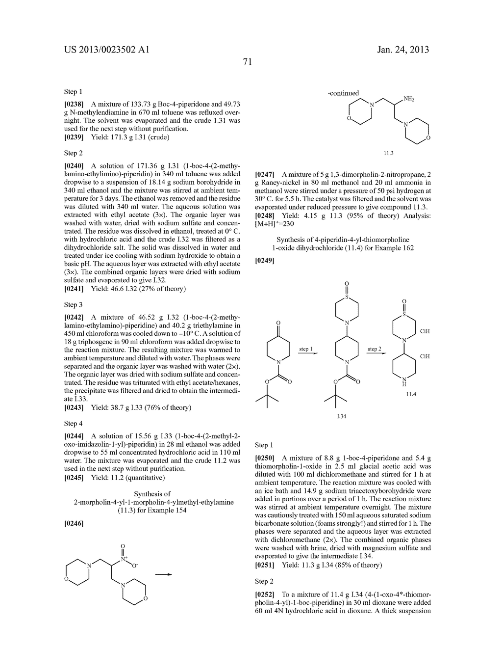 SUBSTITUTED PYRIDINYL-PYRIMIDINES AND THEIR USE AS MEDICAMENTS - diagram, schematic, and image 72