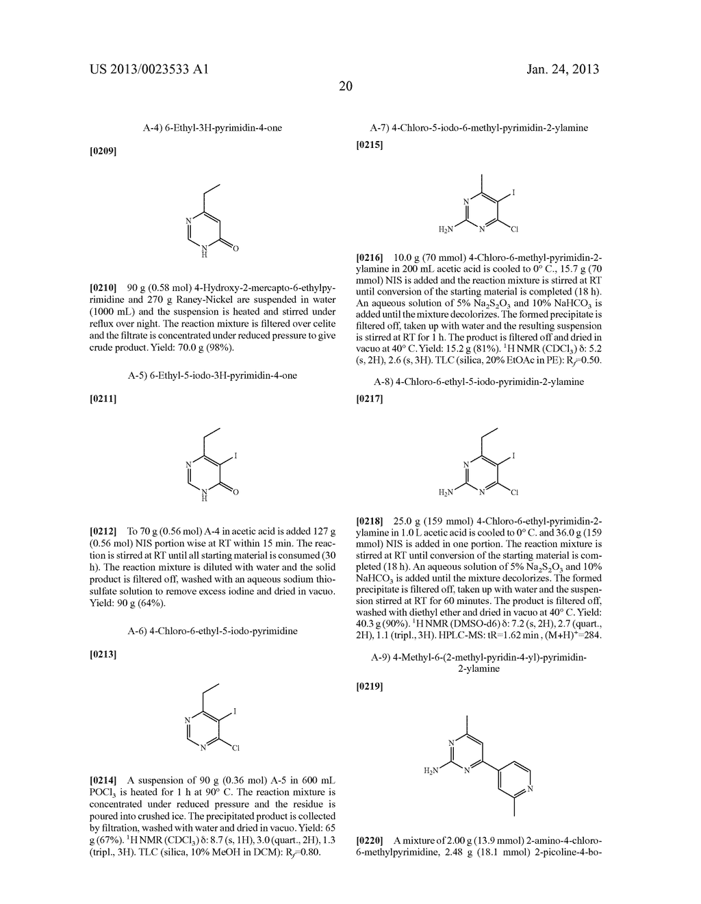 NEW 5-ALKYNYL-PYRIDINES - diagram, schematic, and image 21