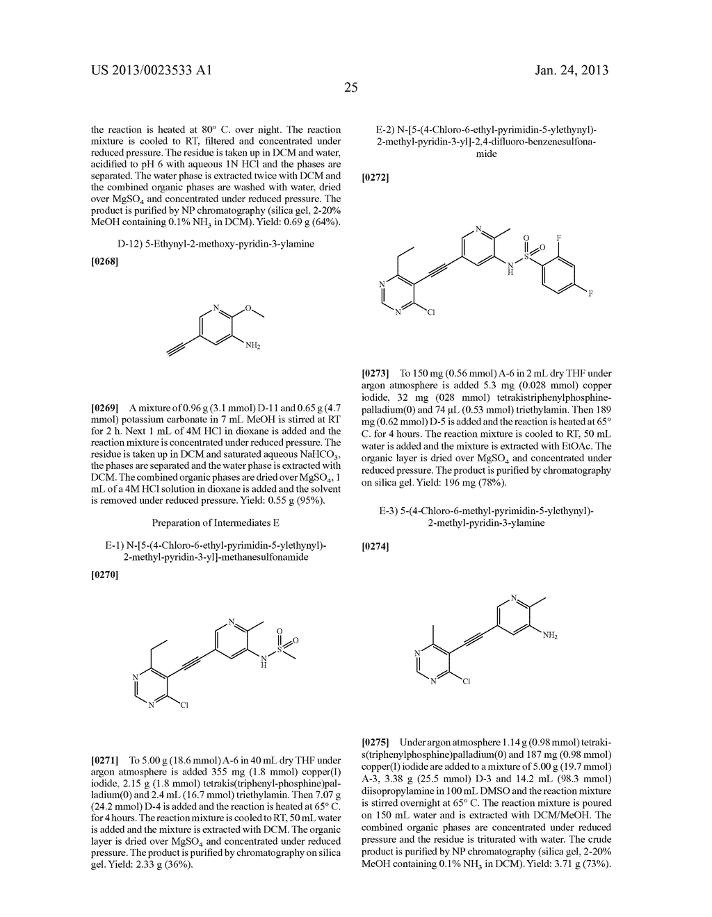NEW 5-ALKYNYL-PYRIDINES - diagram, schematic, and image 26