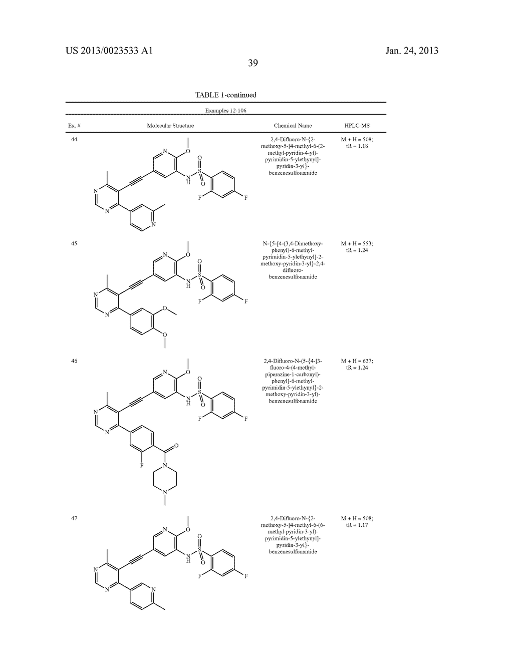 NEW 5-ALKYNYL-PYRIDINES - diagram, schematic, and image 40
