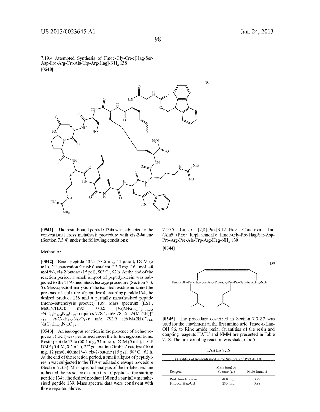 METHODS FOR THE SYNTHESIS OF DICARBA BRIDGES IN ORGANIC COMPOUNDS - diagram, schematic, and image 103