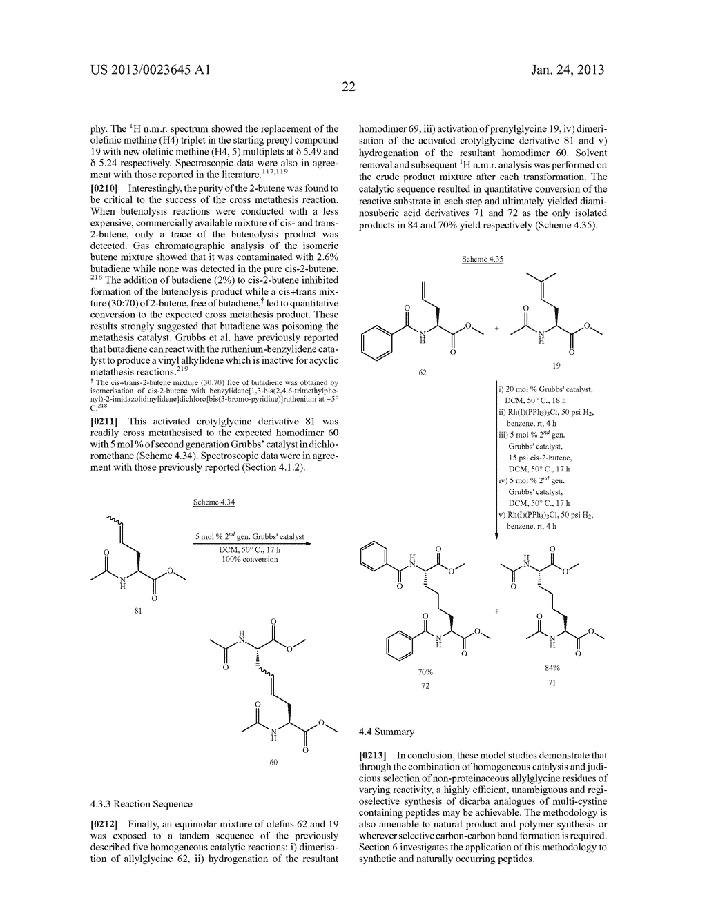 METHODS FOR THE SYNTHESIS OF DICARBA BRIDGES IN ORGANIC COMPOUNDS - diagram, schematic, and image 27