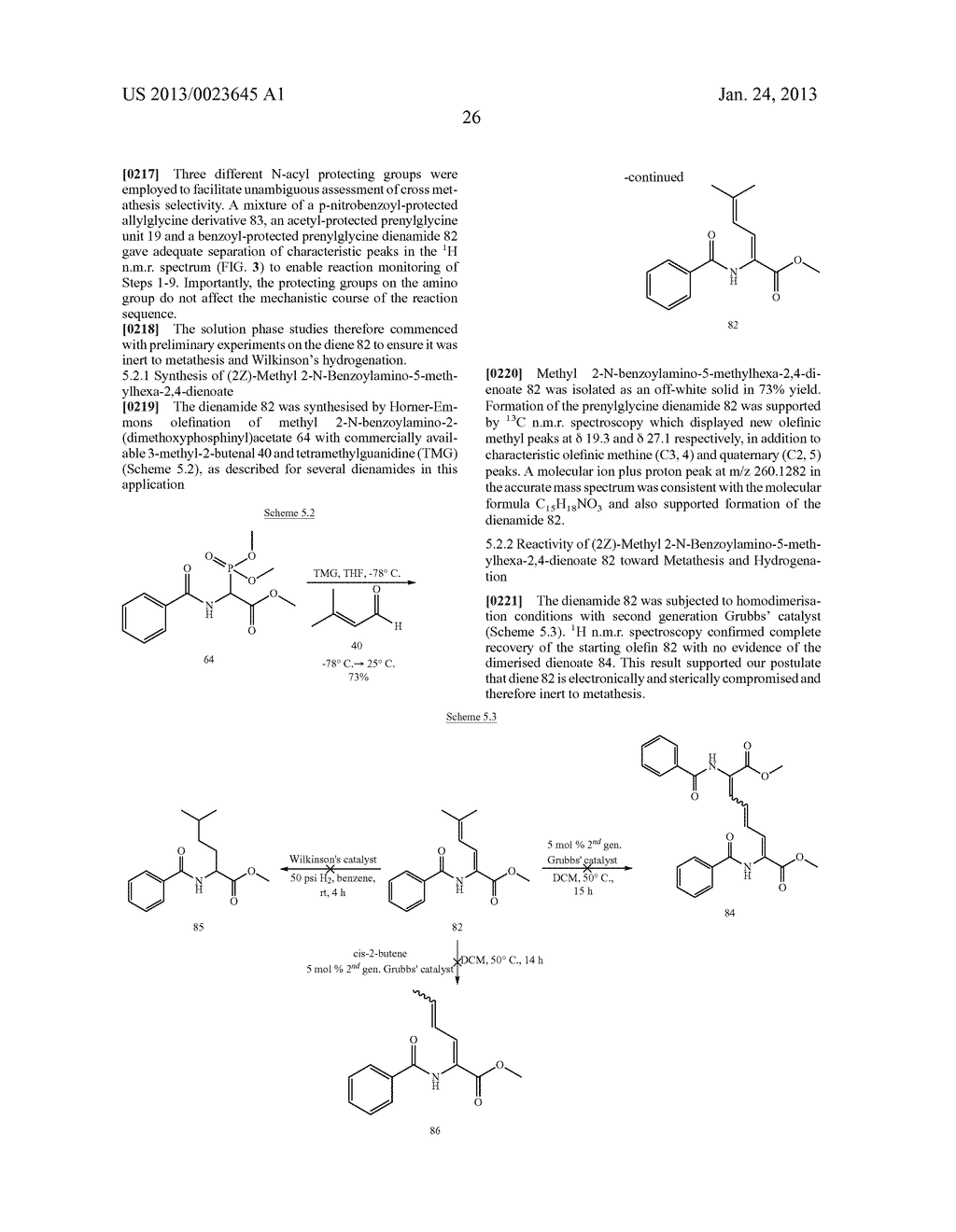 METHODS FOR THE SYNTHESIS OF DICARBA BRIDGES IN ORGANIC COMPOUNDS - diagram, schematic, and image 31