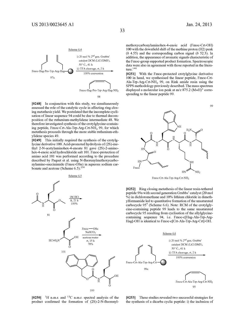 METHODS FOR THE SYNTHESIS OF DICARBA BRIDGES IN ORGANIC COMPOUNDS - diagram, schematic, and image 38