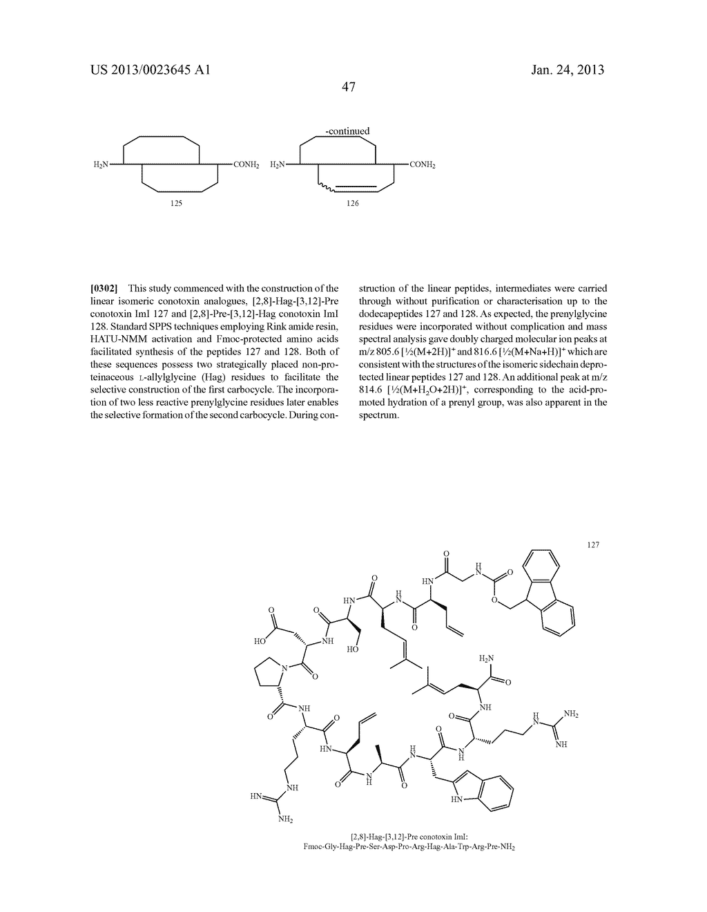 METHODS FOR THE SYNTHESIS OF DICARBA BRIDGES IN ORGANIC COMPOUNDS - diagram, schematic, and image 52