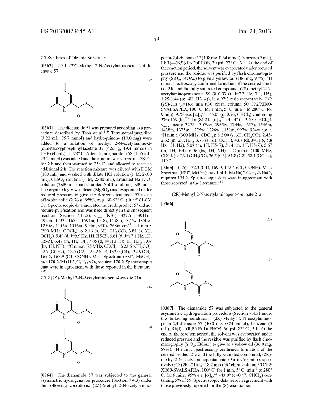 METHODS FOR THE SYNTHESIS OF DICARBA BRIDGES IN ORGANIC COMPOUNDS - diagram, schematic, and image 64