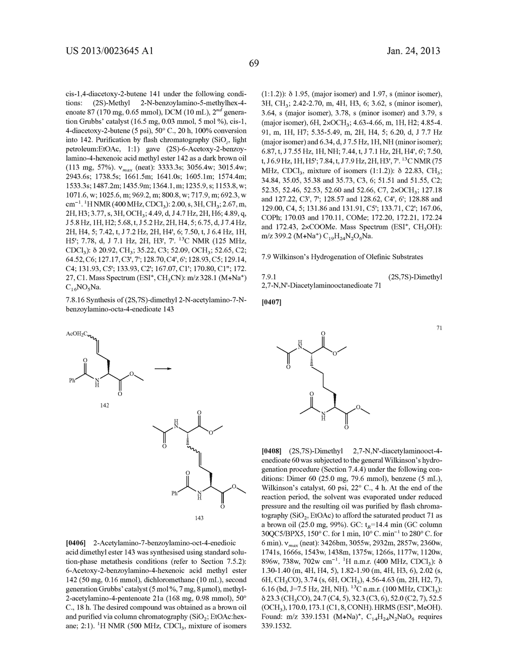 METHODS FOR THE SYNTHESIS OF DICARBA BRIDGES IN ORGANIC COMPOUNDS - diagram, schematic, and image 74
