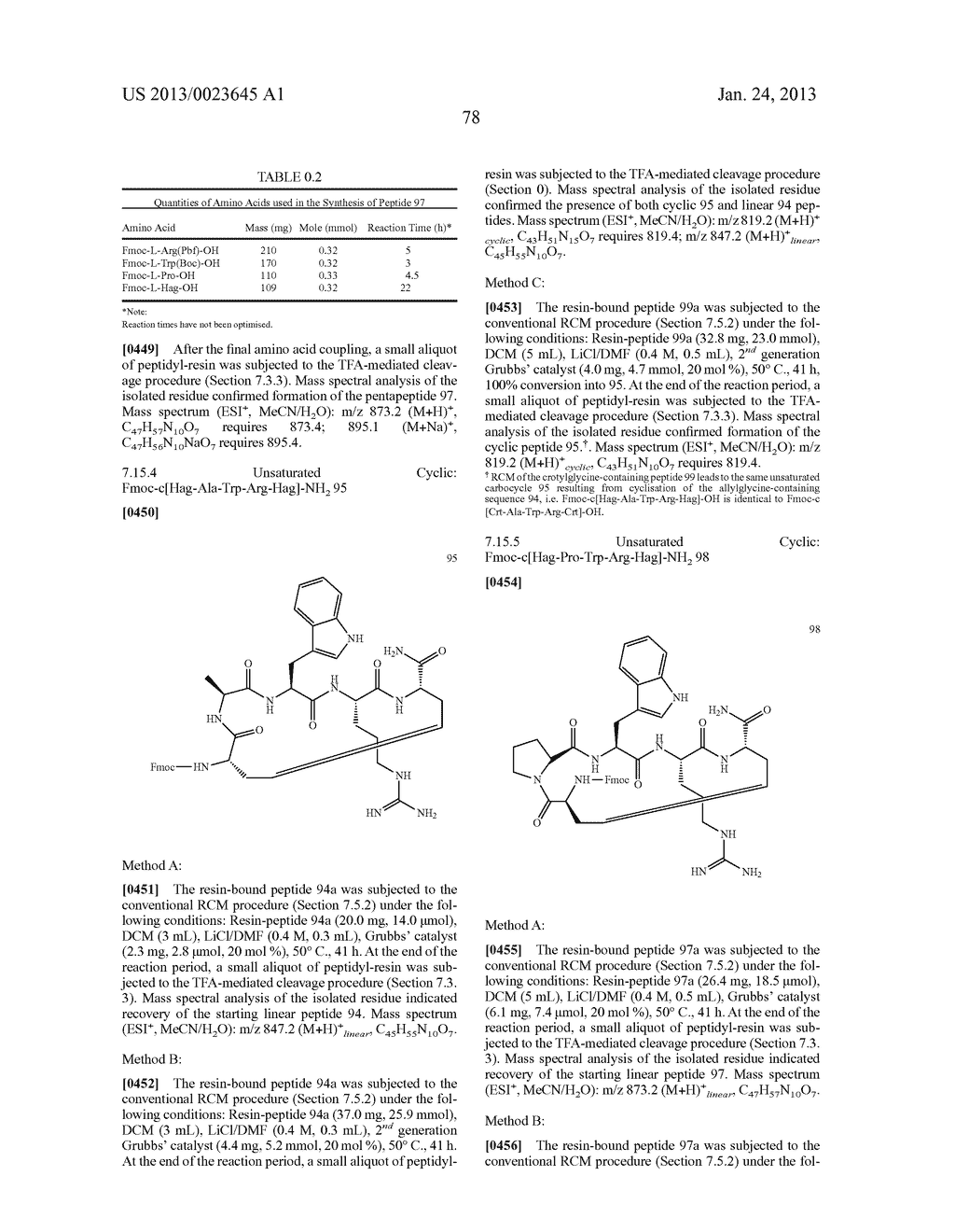 METHODS FOR THE SYNTHESIS OF DICARBA BRIDGES IN ORGANIC COMPOUNDS - diagram, schematic, and image 83